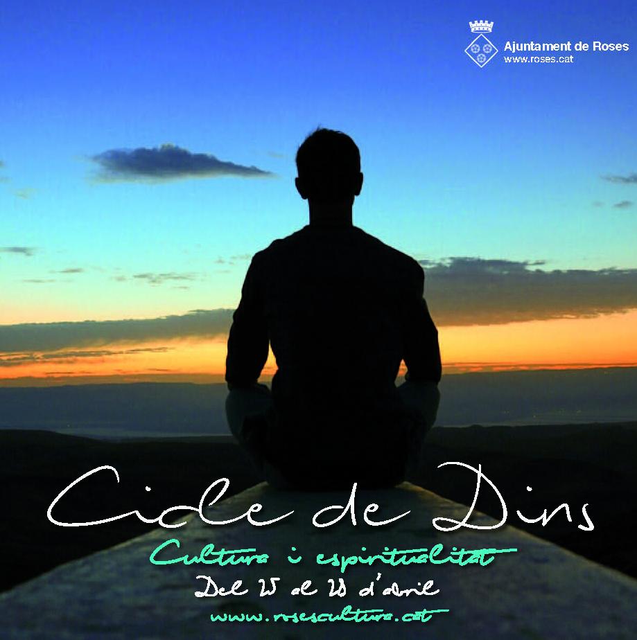 """El programa de cultura i espiritualitat """"Cicle de Dins"""" programa tallers, xerrades, música i meditació a Roses"""