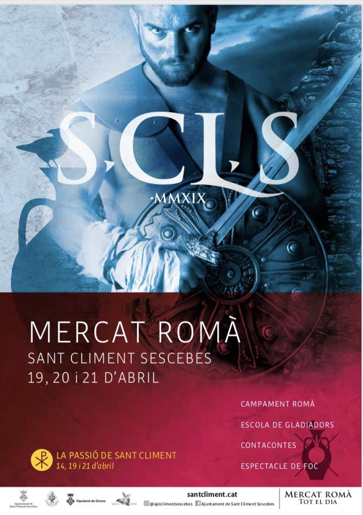 Mercat Romà a Sant Climent de Sescebes
