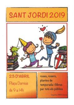 Sant Jordi a Darnius