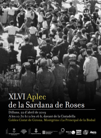 XLVI Aplec de la Sardana de Roses
