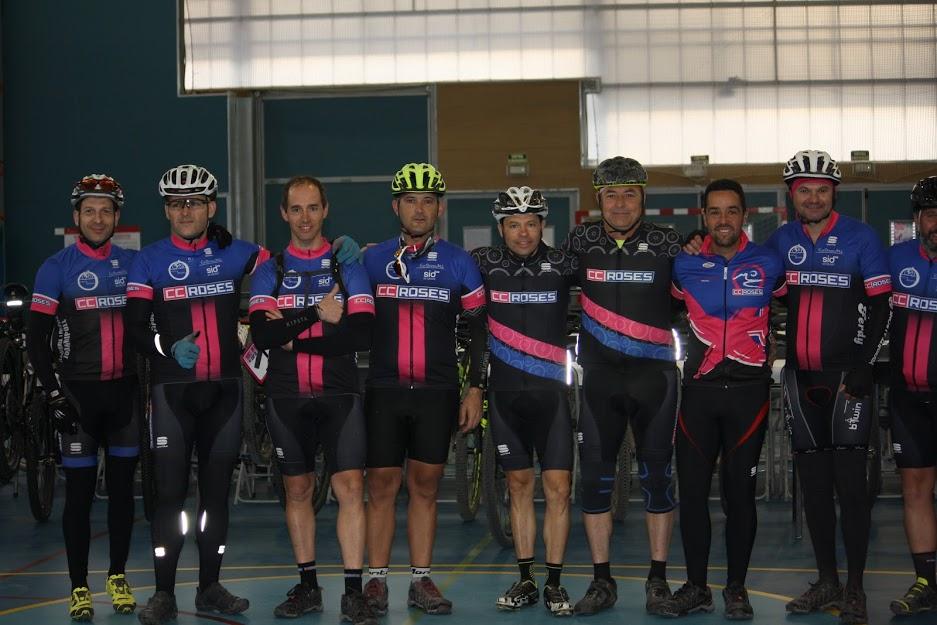 La IX edició de la Bike Marató del Cap de Creus torna a assolir el límit de participants