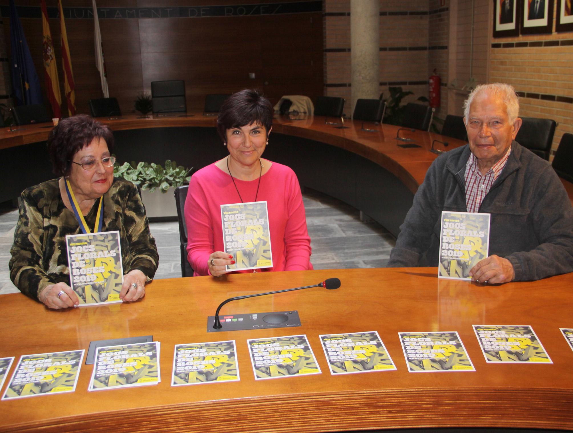 VIII edició dels Jocs Florals dedicats a la vila de Roses