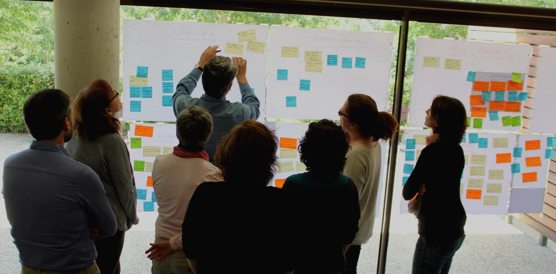 Vilafant acull el taller d'elaboració del Pla Estratègic Comarcal