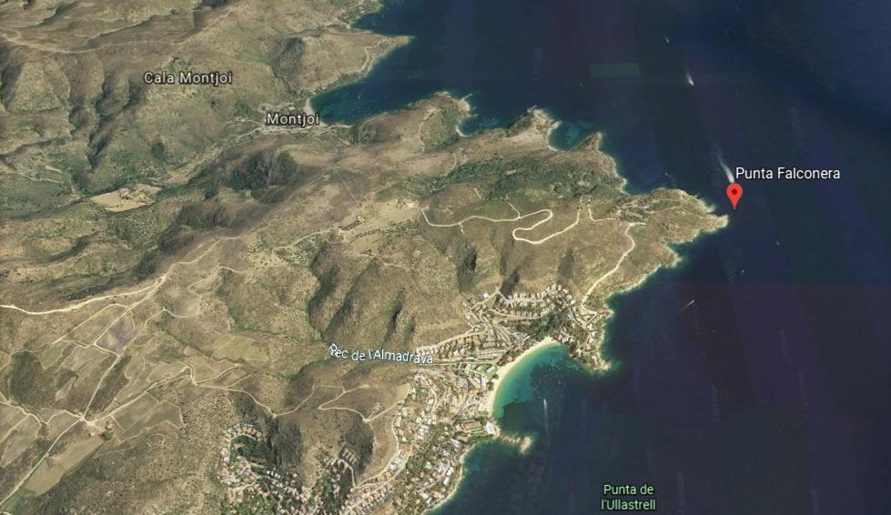 GdP proposa convertir l'espai de Punta Falconera en la porta d'entrada al Cap de Creus