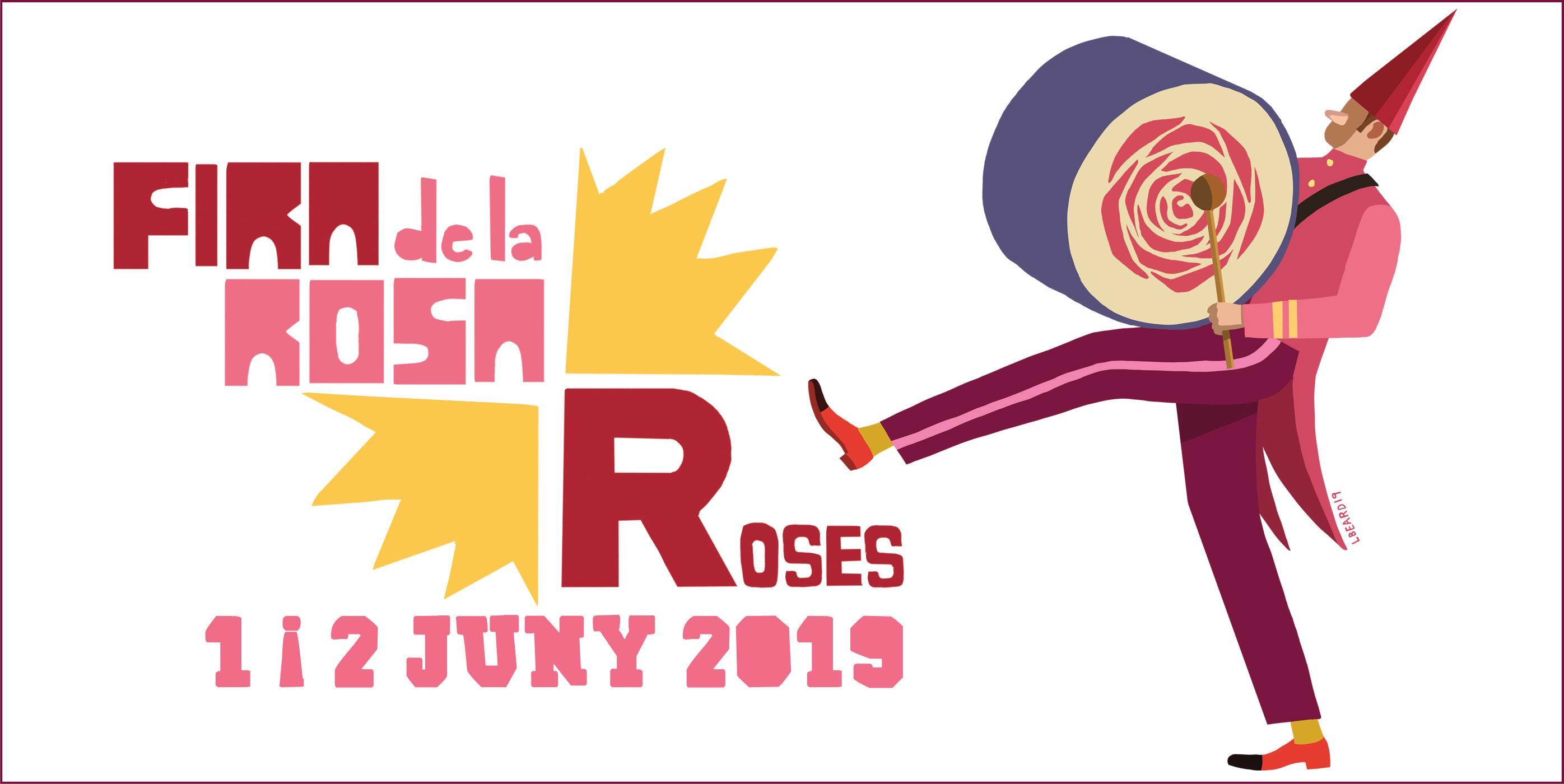 'Toc-Toc, on ets?' el joc de la Fira de la Rosa per guanyar descomptes al comerç de Roses