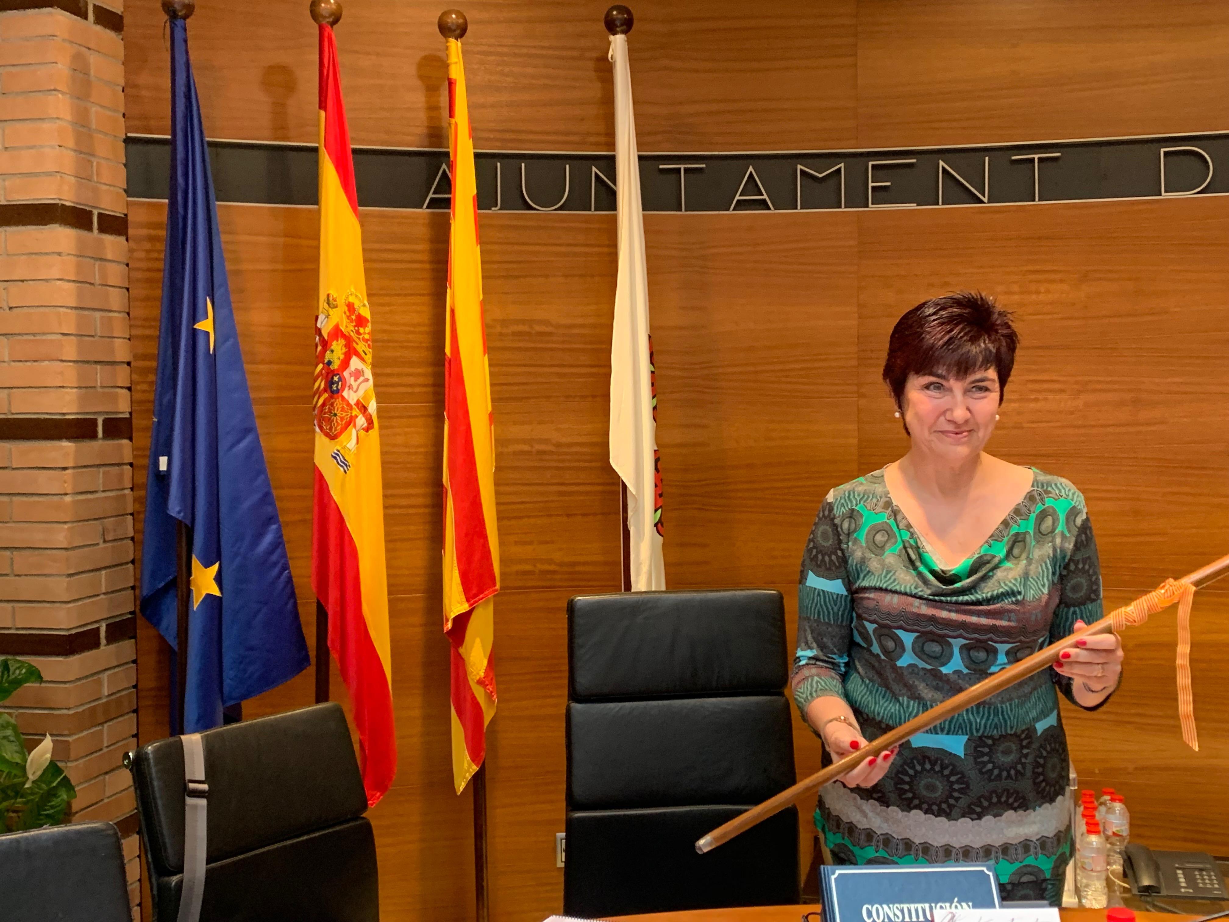 Montse Mindan és escollida alcaldessa de Roses