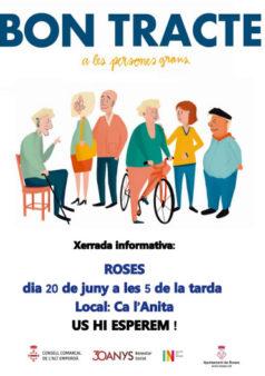 xerrada informativa a roses