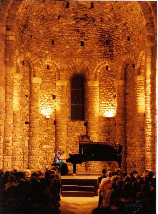Continua la fusió entre música i patrimoni amb el concert de Non Solo Piano Trio a l'església de la Ciutadella