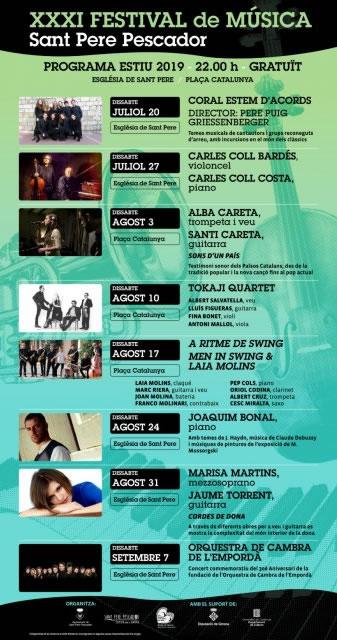 Festival de Música de Sant Pere Pescador