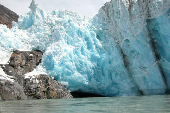 Les glaceres marines es fonen més ràpidament del que es preveu