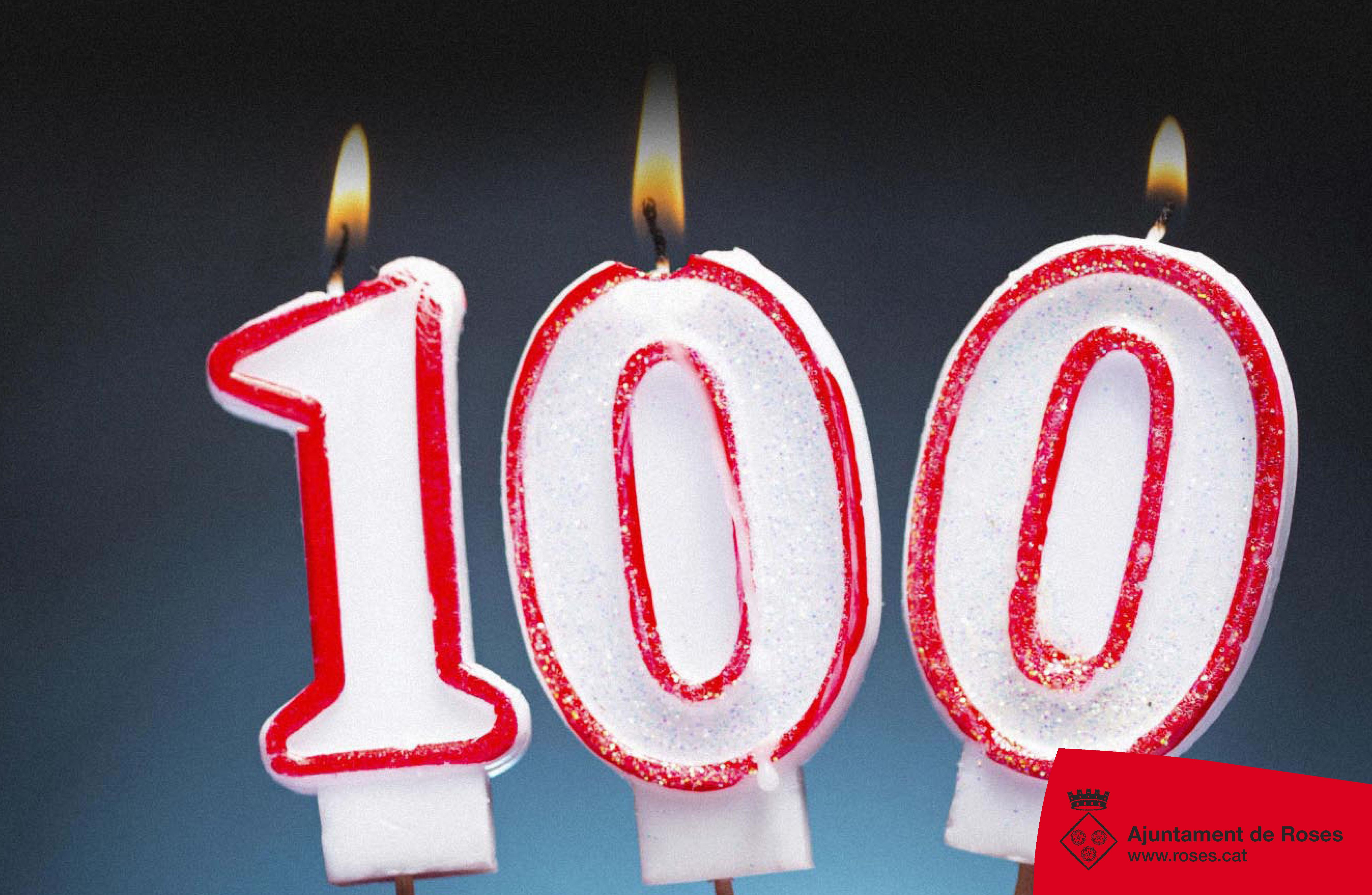 L'Ajuntament de Roses fa una crida perquè els avis i àvies que facin 100 anys rebin la Medalla Centenària