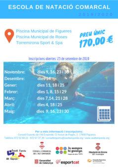 escola natacio comarcal
