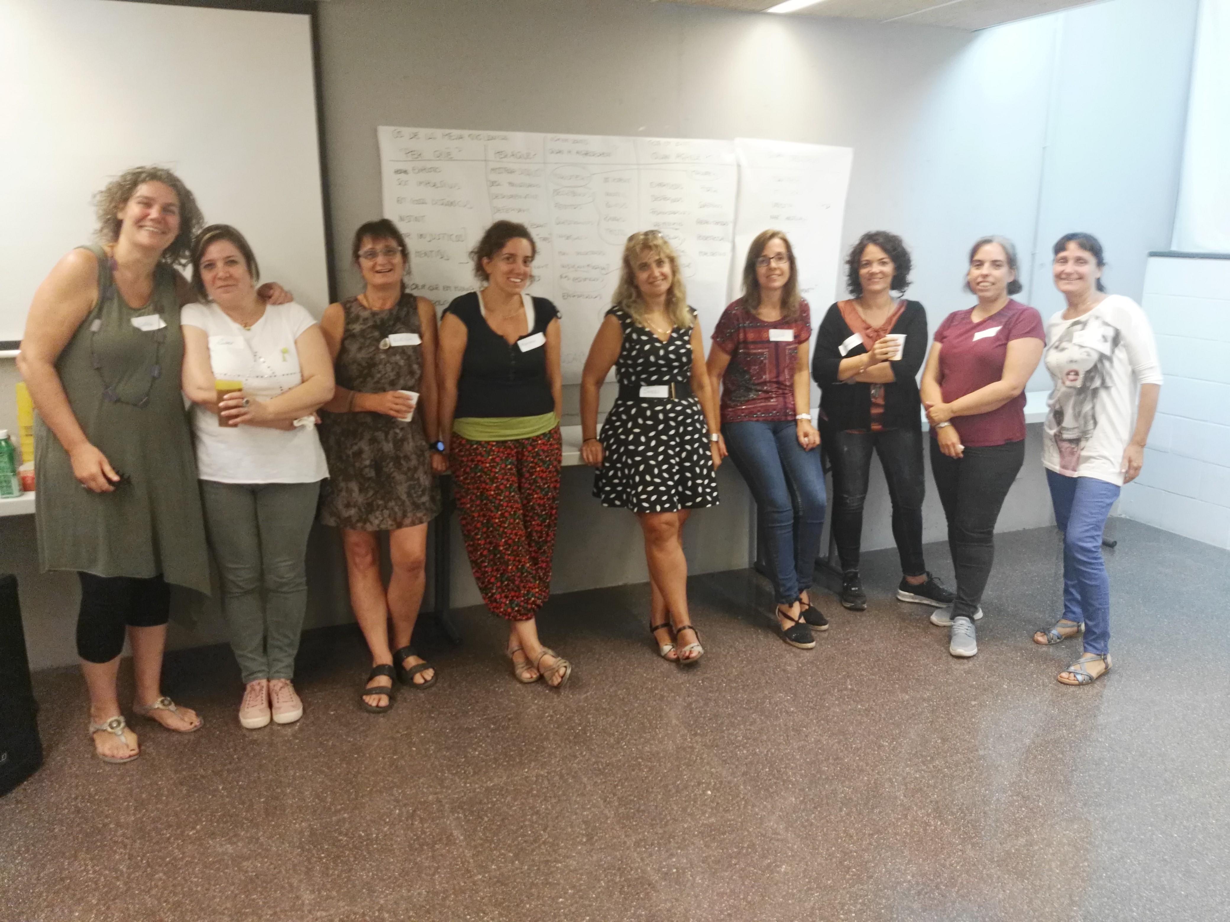 L'Ajuntament ofereix al professorat una formació sobre conflictes i violència en infants i joves