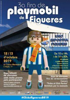 Fira de Playmobil 2019 a Figueres