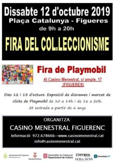 Fira del Col·leccionisme de Figueres 2019