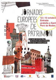 Jornades Europees del Patrimoni a Sant Pere de Rodes 2019