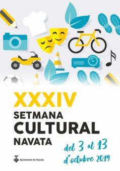 XXXIV Setmana Cultural de Navata 2019