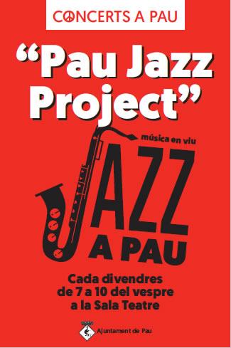 Tornen els divendres de Jazz a Pau