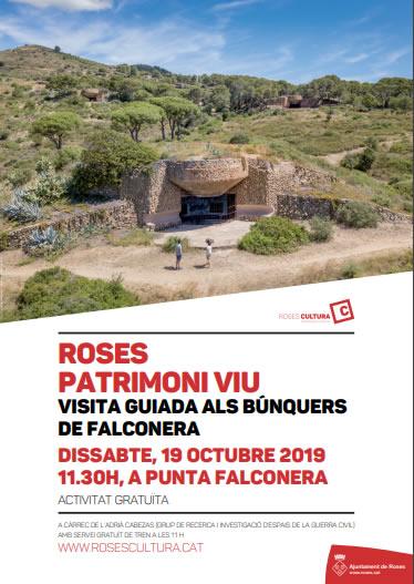 Roses Patrimoni Viu