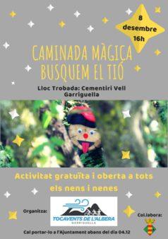 Caminada-màgica-busquem-el-Tió-a-Garriguella