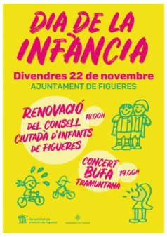 Dia de la infància 2019 a Figueres