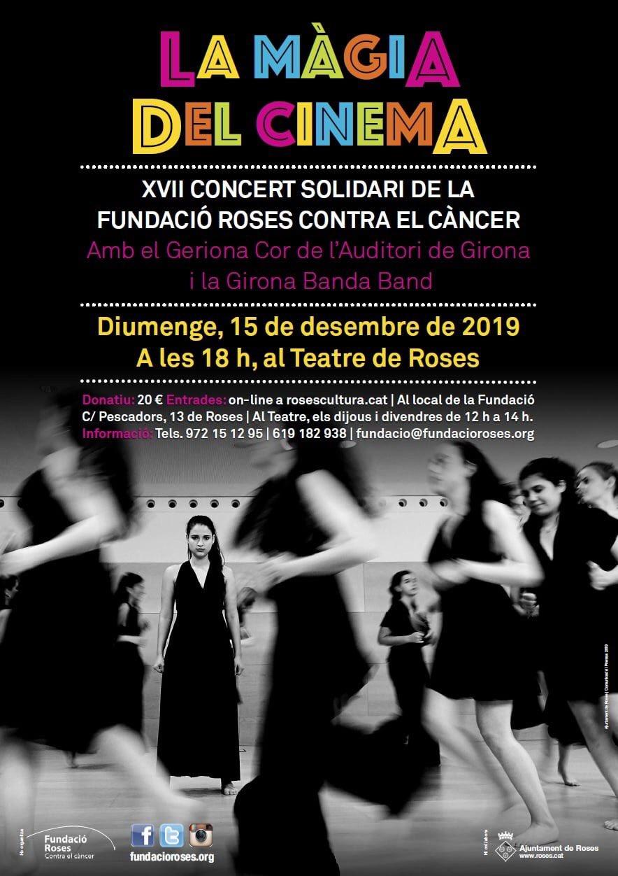 Concert Solidari de Nadal de la Fundació Roses contra el càncer