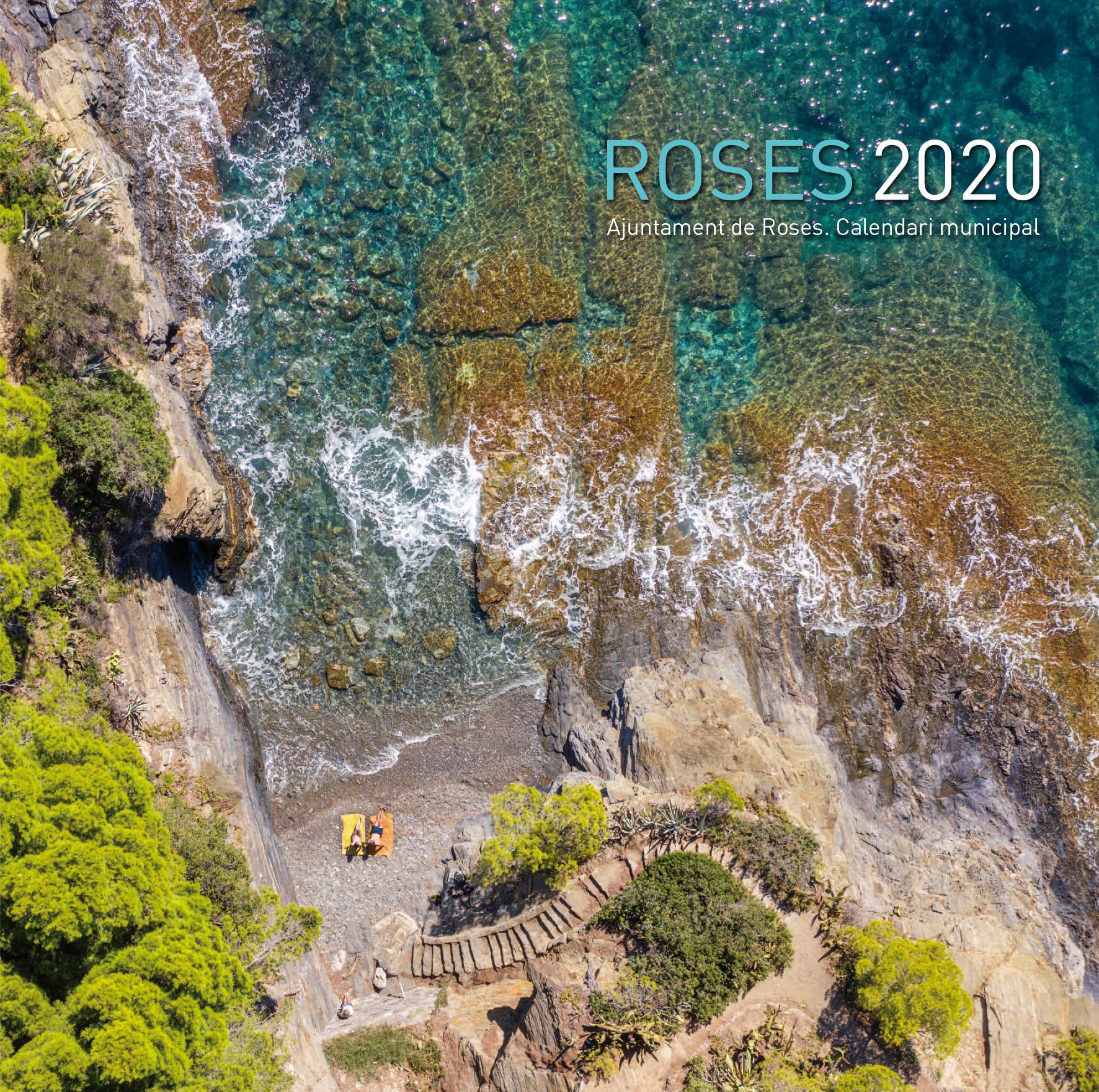 El calendari de Roses 2020, disponible a partir de dijous 28 de novembre