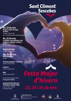 Festa Major a Sant Climent Sescebes