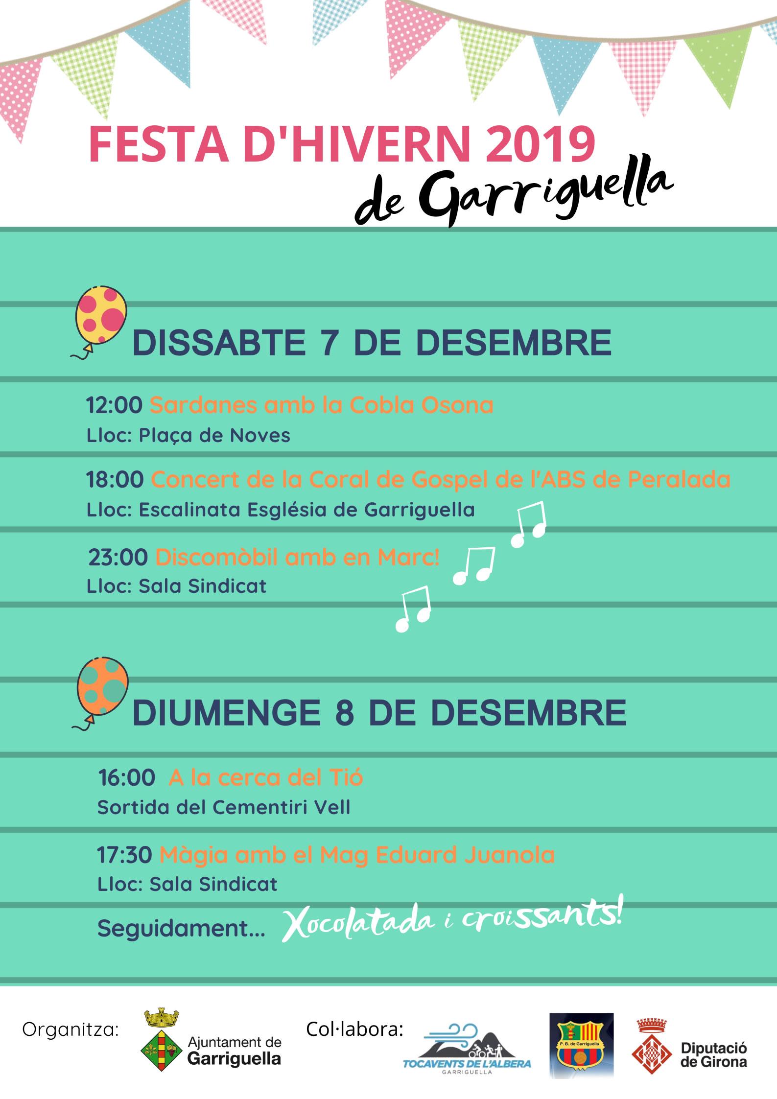 Festa d'hivern de Garriguella