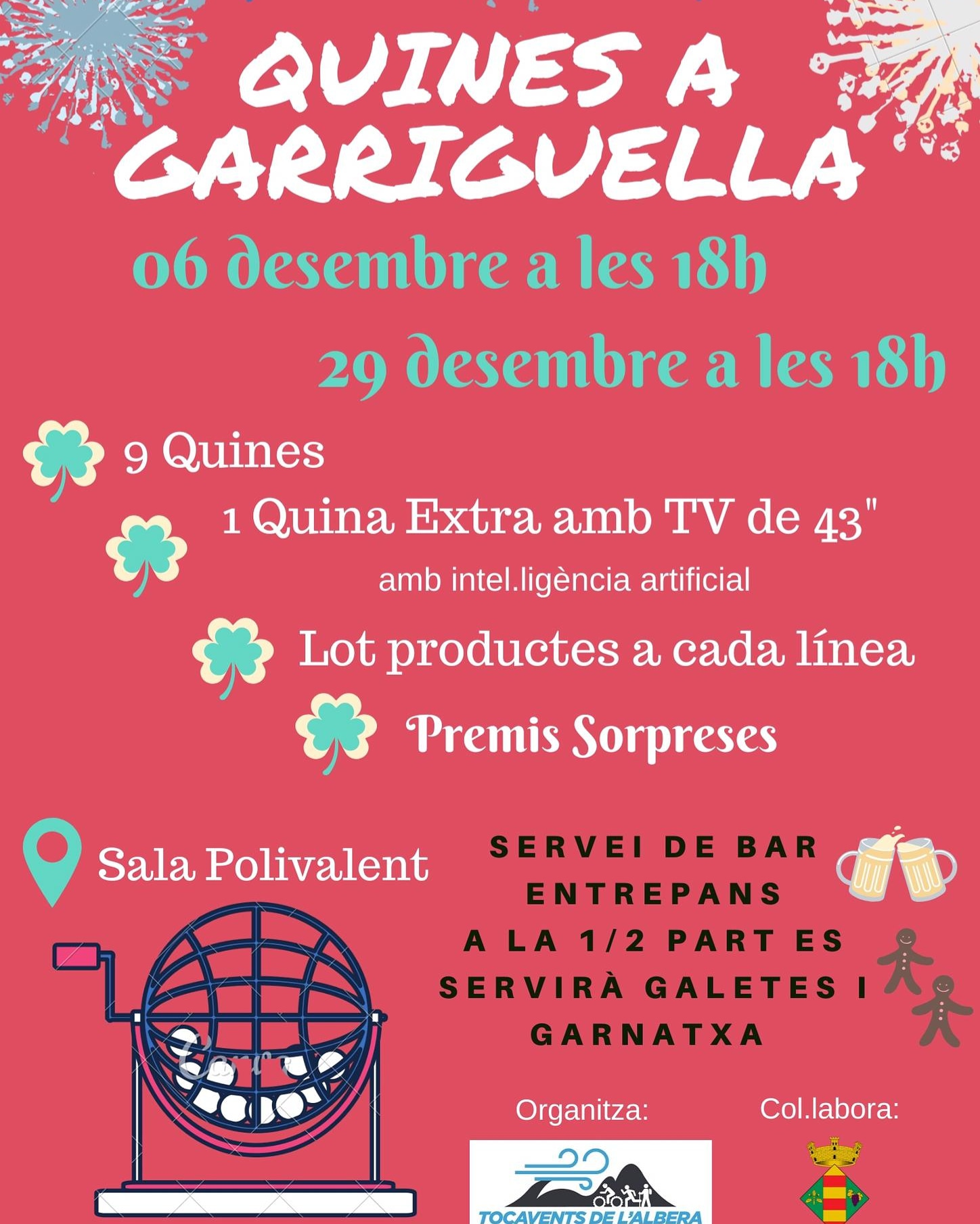 Quines a Garriguella