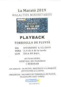 cartell-Playback-Torroella-Fluvia-
