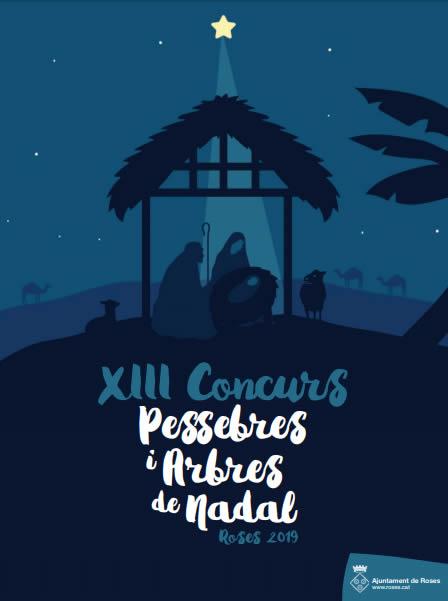 XIII Concurs de Pessebres i Arbres de Nadal