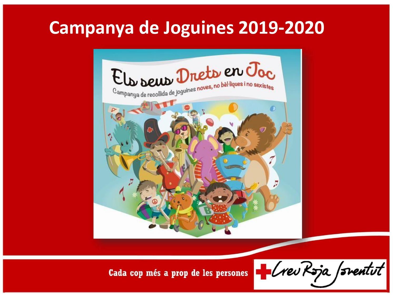 L'Institut Illa de Rodes participa en la campanya de recollida de joguines de Nadal de la Creu Roja