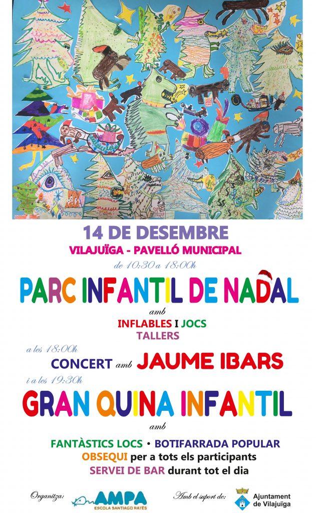 El PIN de Vilajuïga arriba a la 12a edició amb diversos tallers, el concert de Jaume Ibars i la gran quina infantil