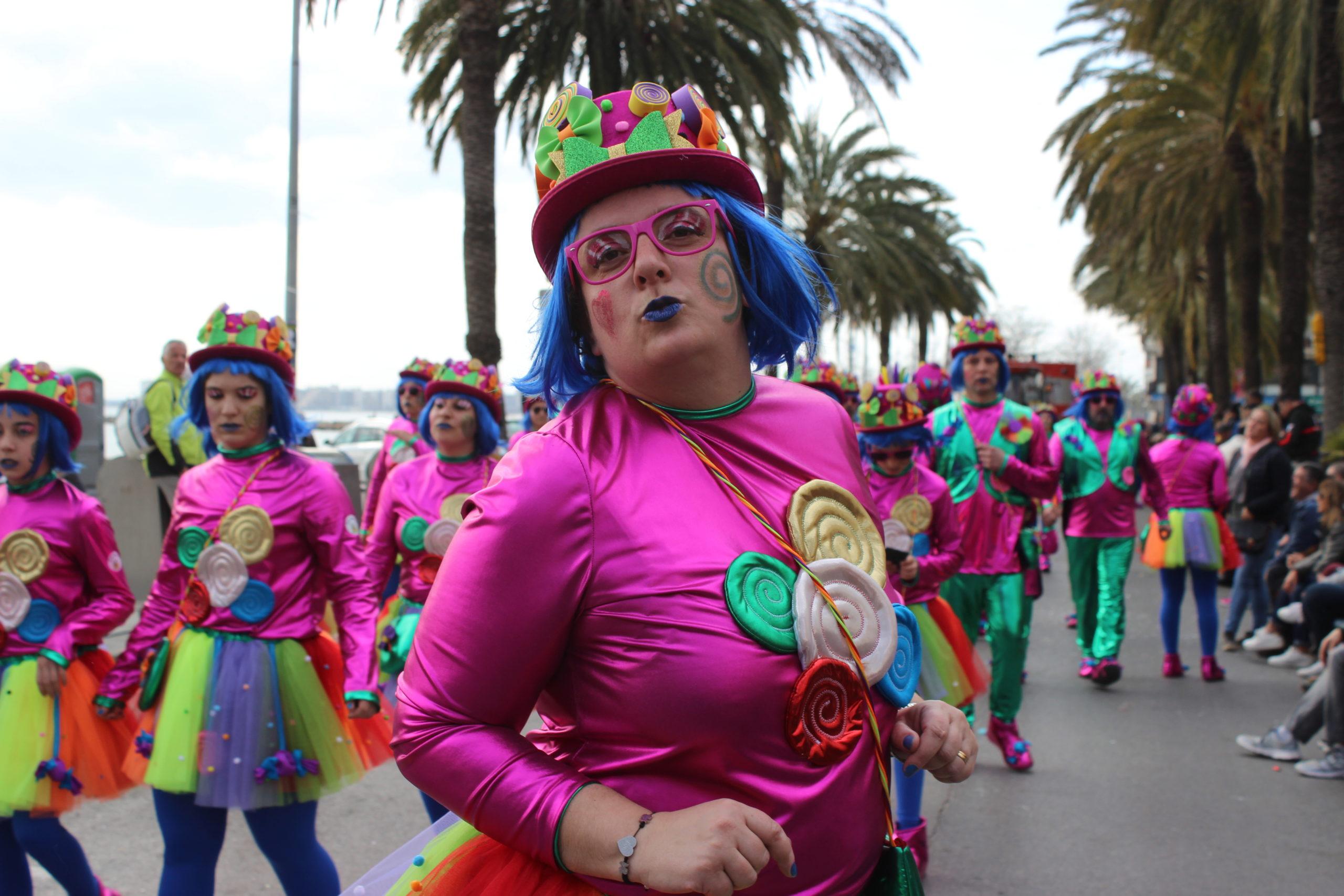 Obertes les inscripcions per participar en el Carnaval de Roses 2020