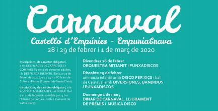 Carnaval a Castelló d'Empúries