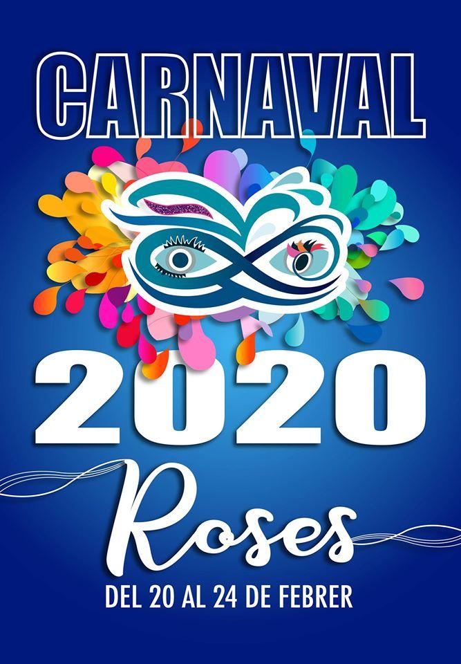Ja tenim cartell pel Carnaval de Roses 2020