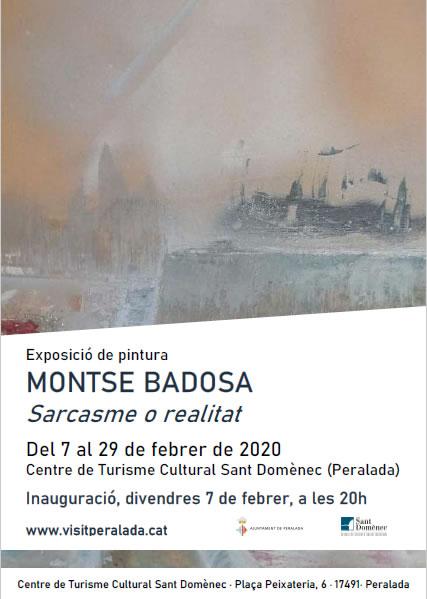 Del 7 al 29 de febrer, exposició pictòrica de Montse Badosa al Claustre Sant Domènec Peralada