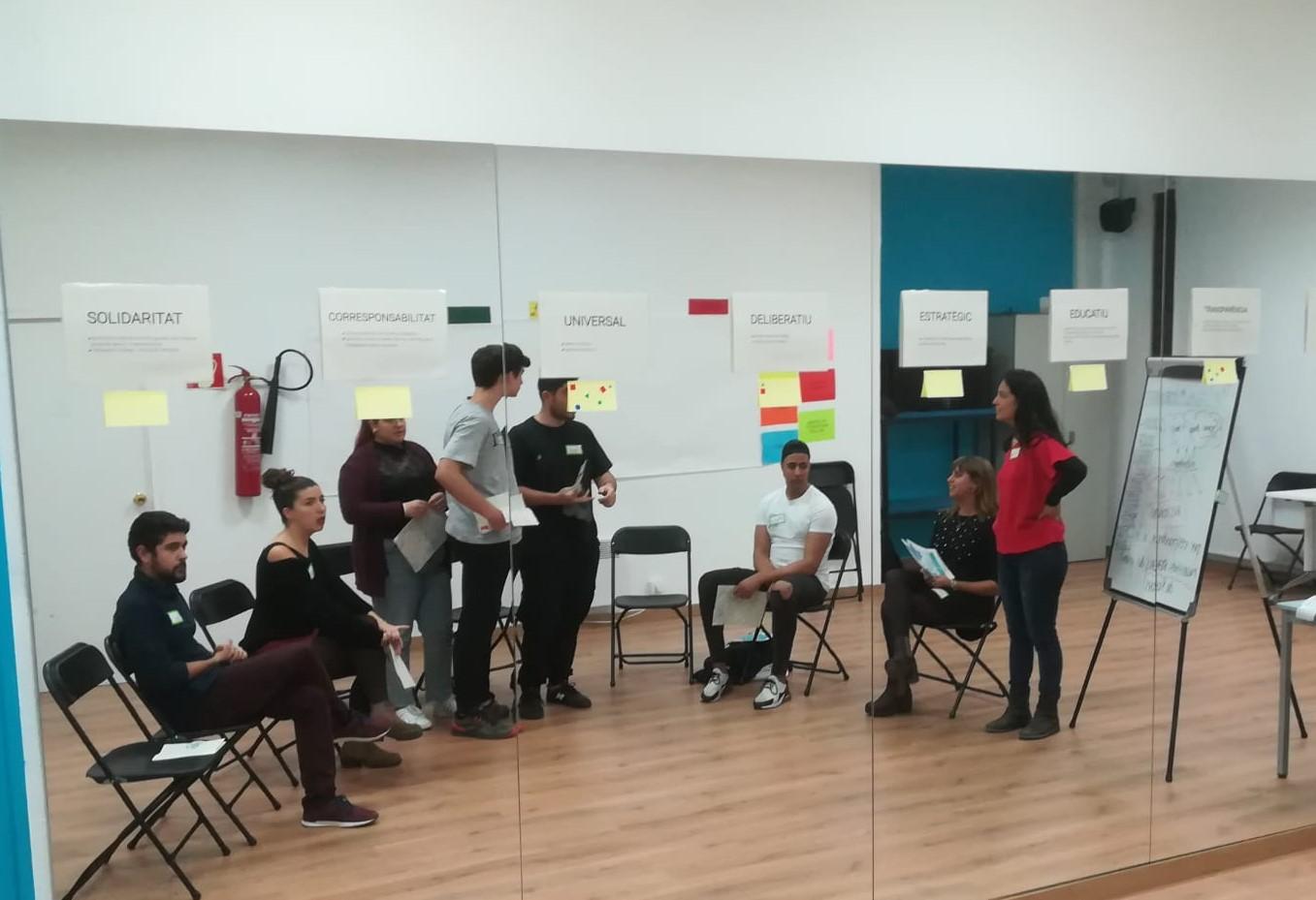 Els joves de Roses es reuniran dissabte per compartir i debatre propostes que presentaran a l'Ajuntament