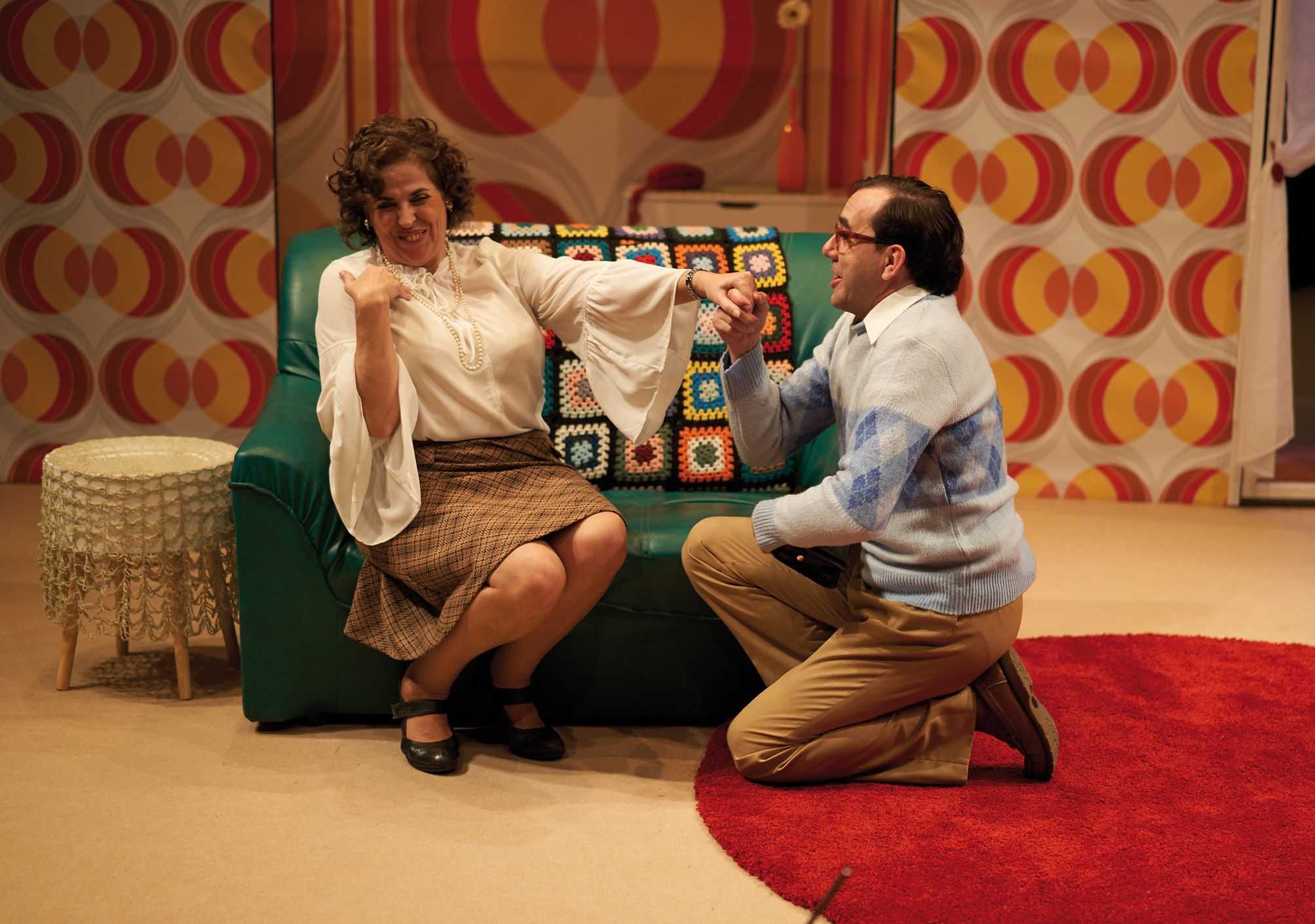 """""""Ens ha caigut la sogra"""", de la companyia Tequatre, inicia la nova temporada teatral del TMR"""