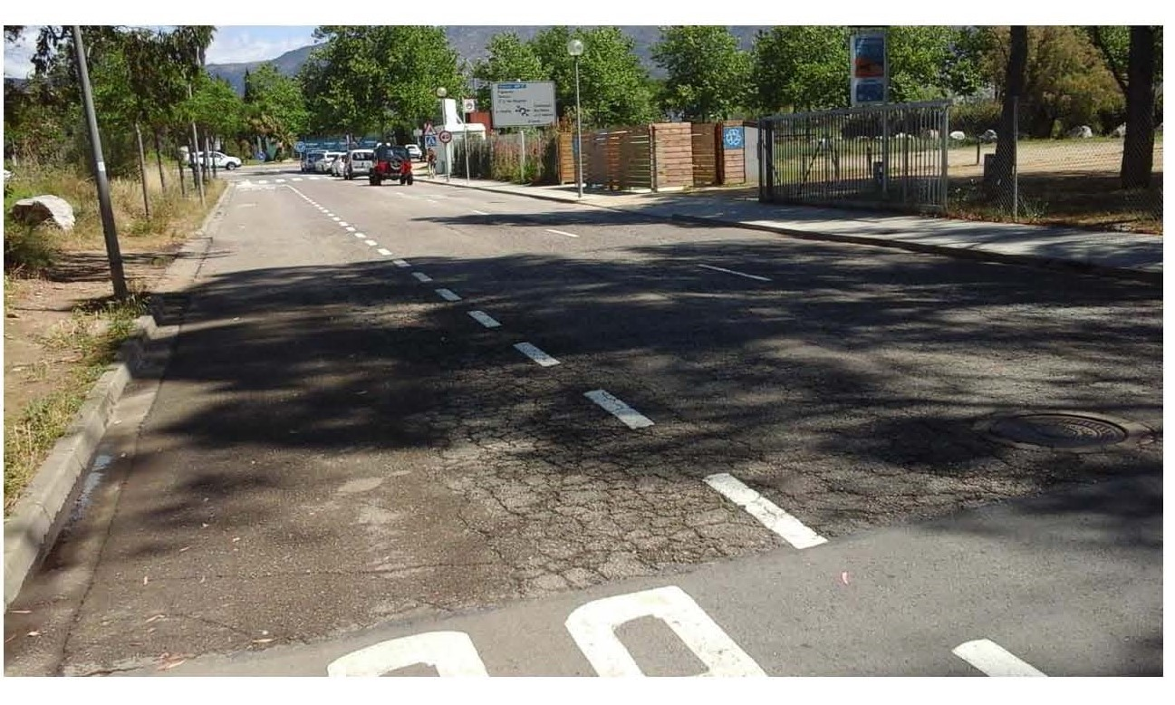 S'inicia la renovació d'asfaltatge de 28 carrers de Roses