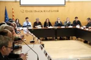 El Consell Comarcal refà el cartipàs