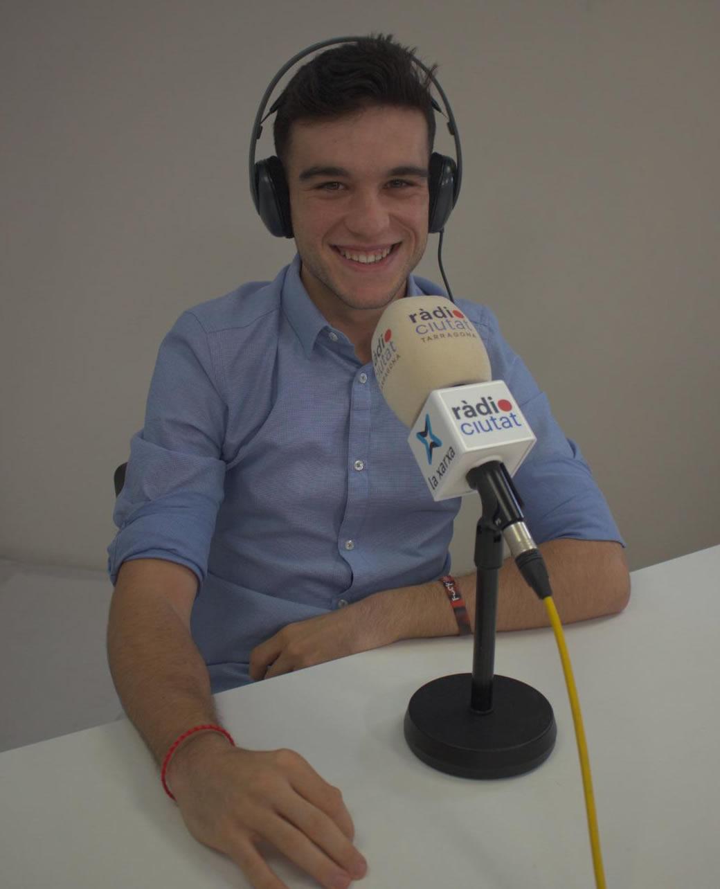Celebrem el Dia Internacional de la Ràdio entrevistant al Rosinc, Eric Rosique