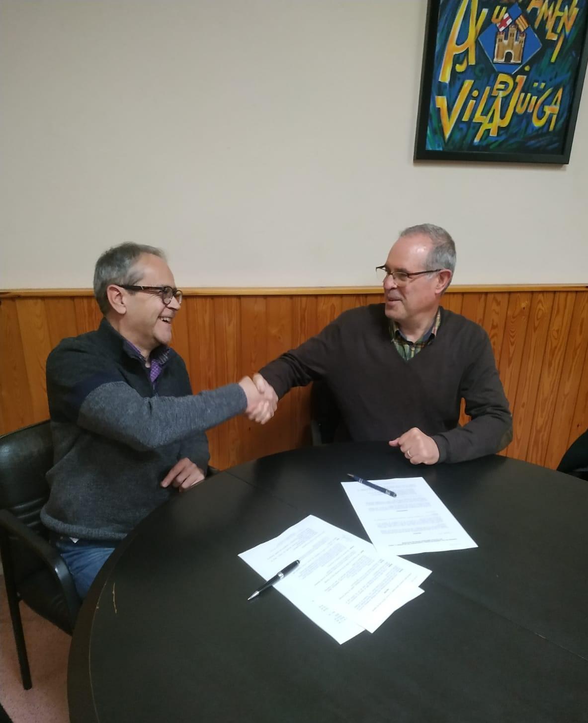 Pedret i Marzà col·laborarà amb les despeses de l'escola Santiago Ratés de Vilajuïga