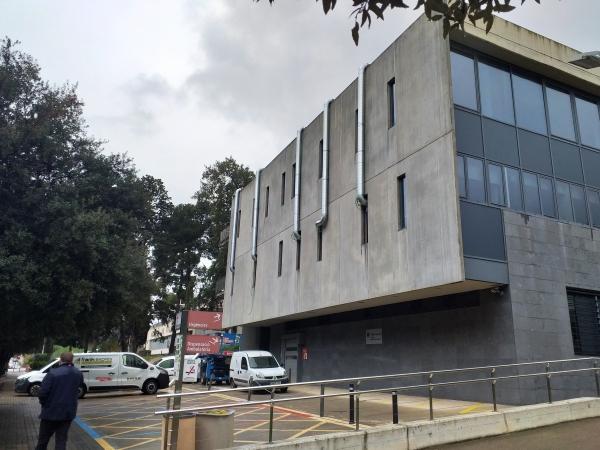 L'Hospital de Figueres registra 319 casos positius de COVID-19