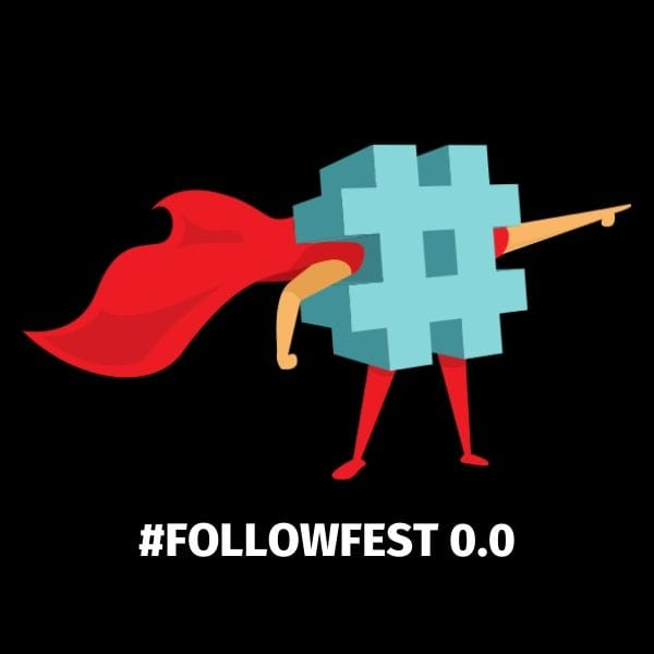 Neix #FOLLOWFEST 0.0 el primer Festival Cultural On-line