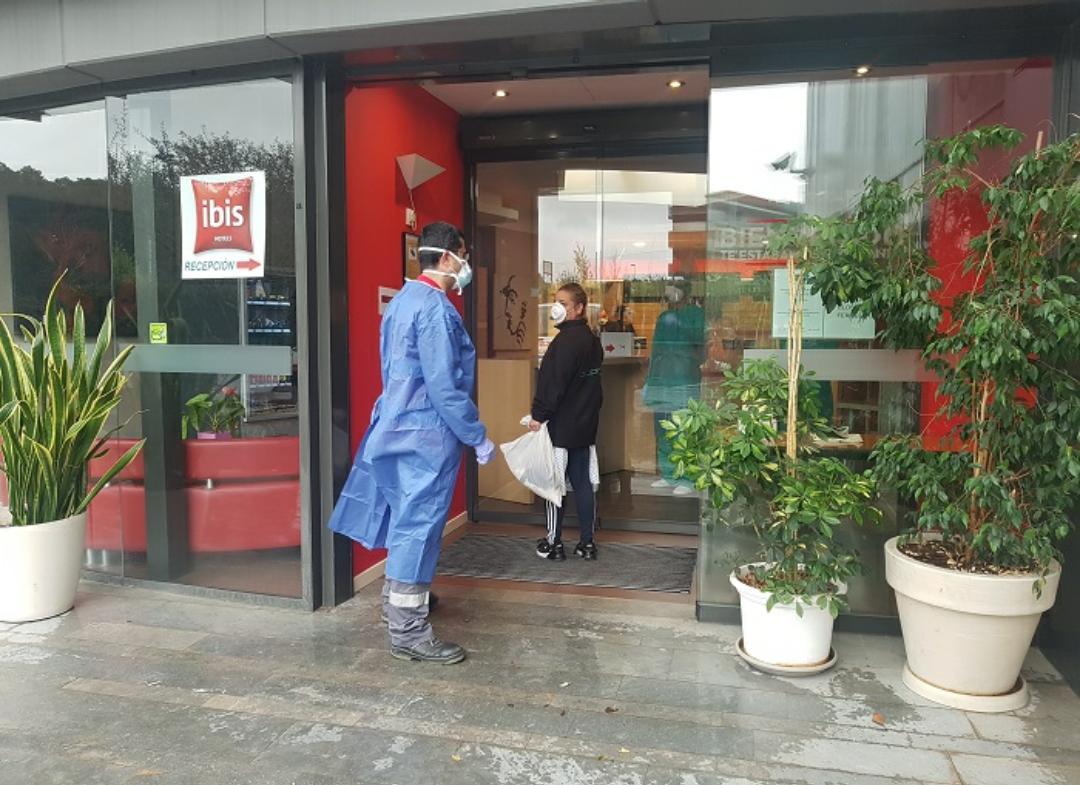 Salut a Girona planifica el tancament dels hotels que han donat suport assistencial, al llarg de la setmana que ve