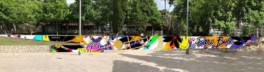 Figueres presenta el projecte Art al Carrer, per embellir amb obres d'artistes locals espais de la ciutat