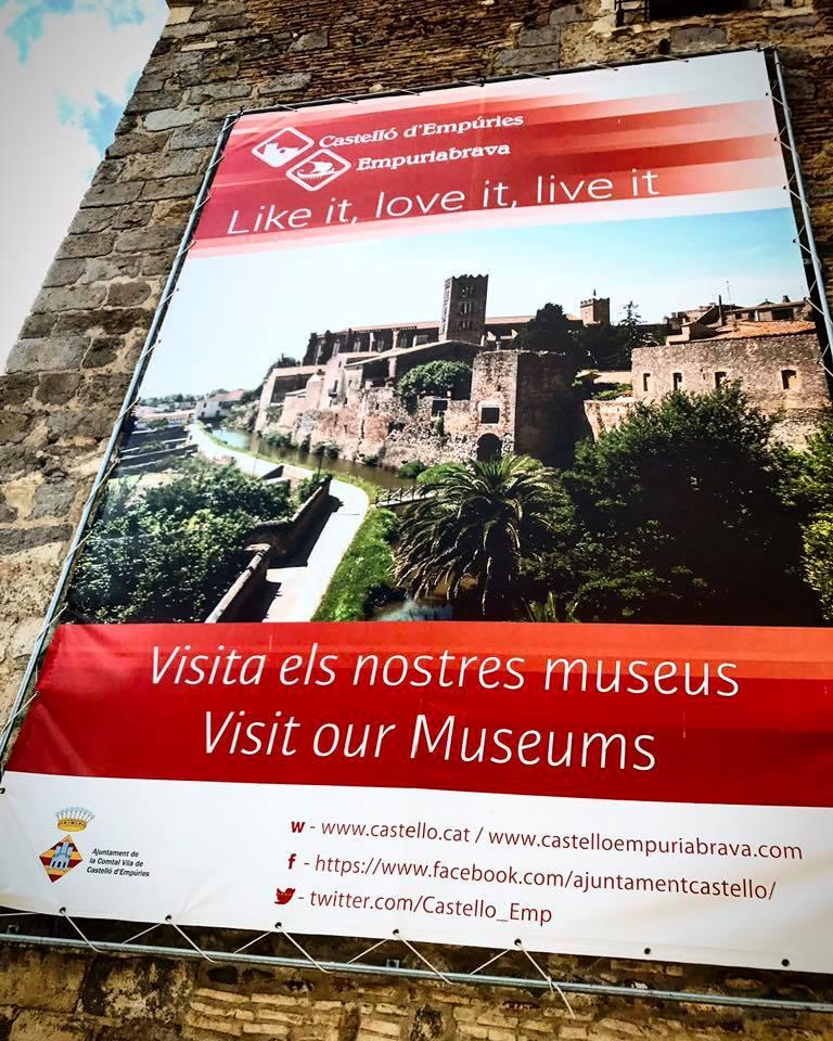 Els museus de Castelló d'Empúries reobren portes