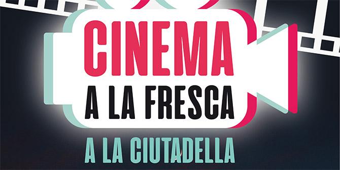 Tornen les nits de cinema a la fresca a la Ciutadella de Roses